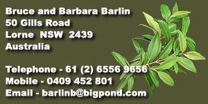 Barbushco Australian Native Food