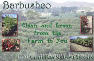 Barbushco Australian Oils
