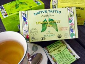 Native Tastes Pty Ltd Lemon Myrtle Tea