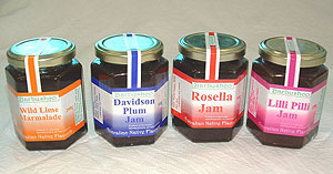 Barbushco Jams and Spreads
