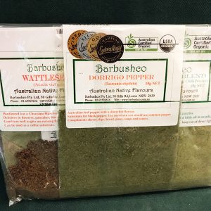 Australian Native Spices