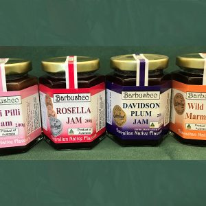 Native Fruit Jams
