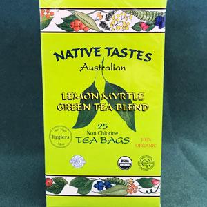 Australian Native Teas