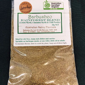 Native Ground Herbs & Spices